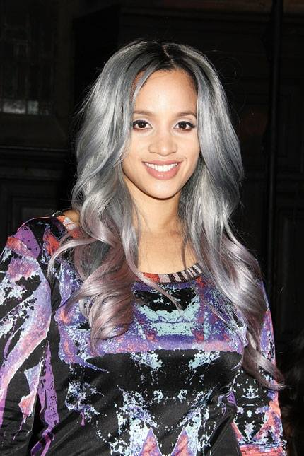 Smokin' Hot! Dascha Polanco Goes All-Over, Vibrant Pastel