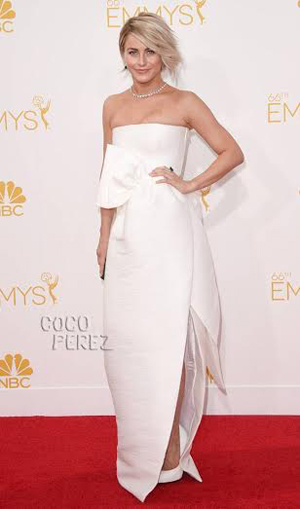 2014 Emmy`s Julianne Hough
