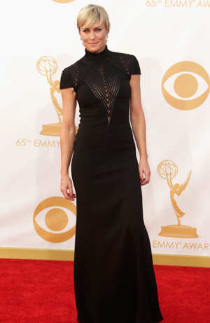 Emmy Awards How-To: Robin Wright