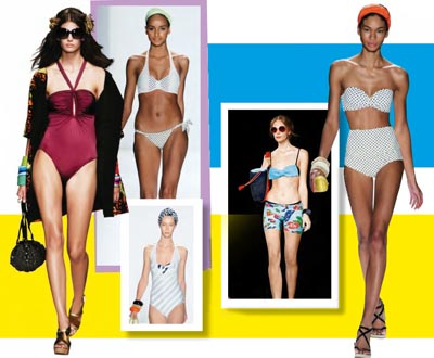 Swimsuits for Your Shape