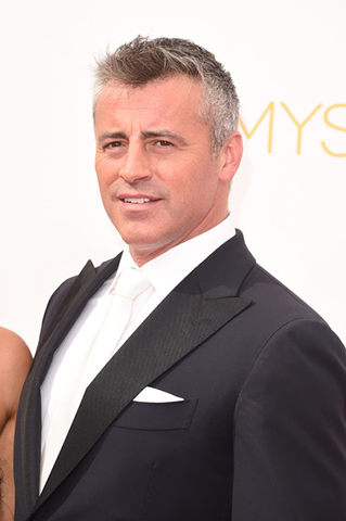Emmy Awards How-To: Matt LeBlanc