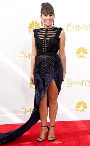 Emmy Awards How-To: Yael Stone