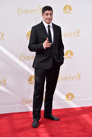 Emmy Awards How-To: Jason Biggs