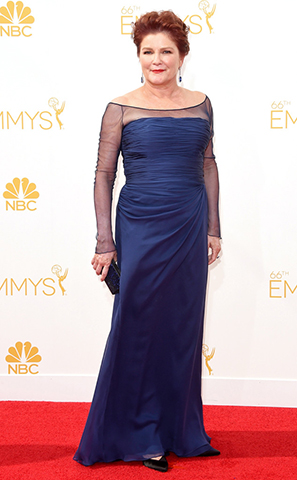 Emmy Awards How-To: Kate Mulgrew