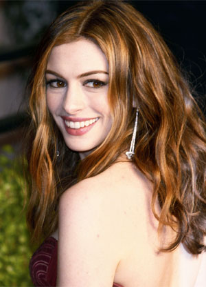 Anne Hathaway, Photo Courtesy of