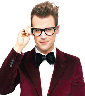 Brad Goreski--fashion stylist, new host for E!'s Fashion Police and Brand Stylist for Kate Spade New York--is set to host NAHA 2015.