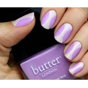 DIY: Lavender Nail Art How-To