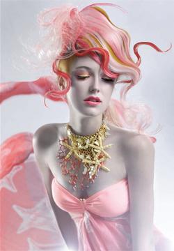 Marie-Josée Dupuis, Texture Hairstylist finalistPhotographer: Alain Comtois