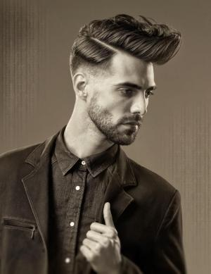 Men`s_Hairstyle_by_Marylle_Koken:_Pompadour_Trendy_