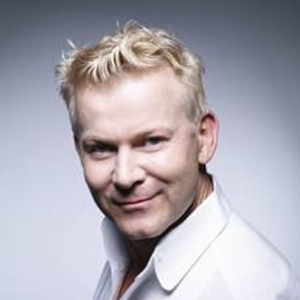 Joico International Artistic Director, Damien Carney