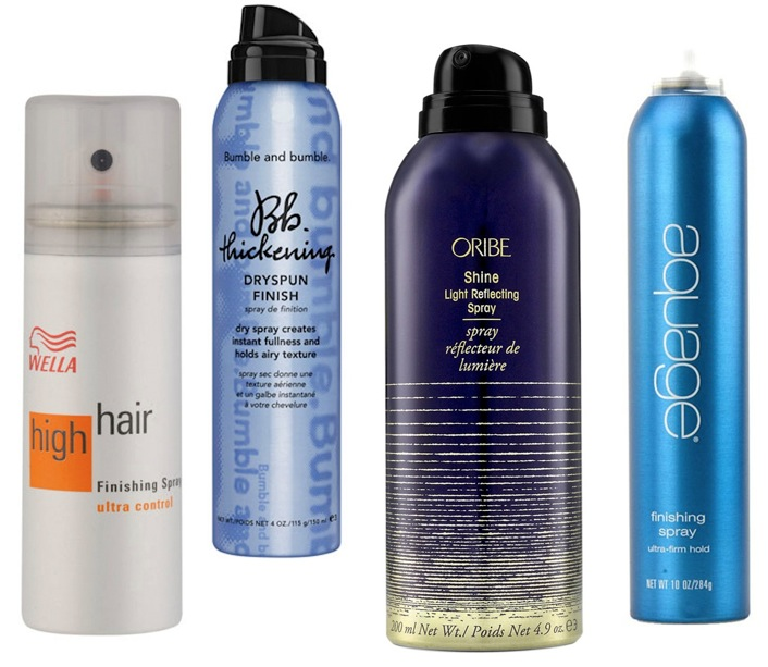 Decoding Finishing and Styling Sprays