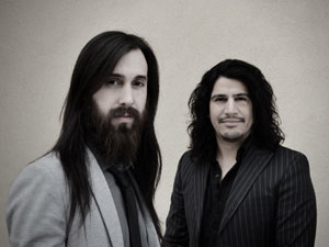 David Boyd and Rafael Bertelli