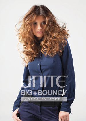 Bouncy Beautiful Blowout form UNITE