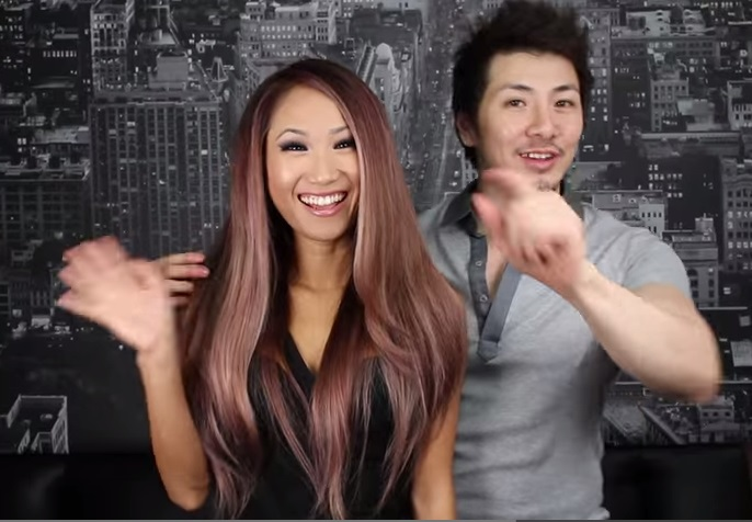 Guy Tang: Romantic Rose Gold How-to