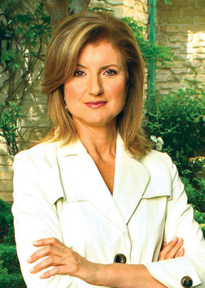 Arianna Huffington Named PBA Business Forum Keynote Speaker