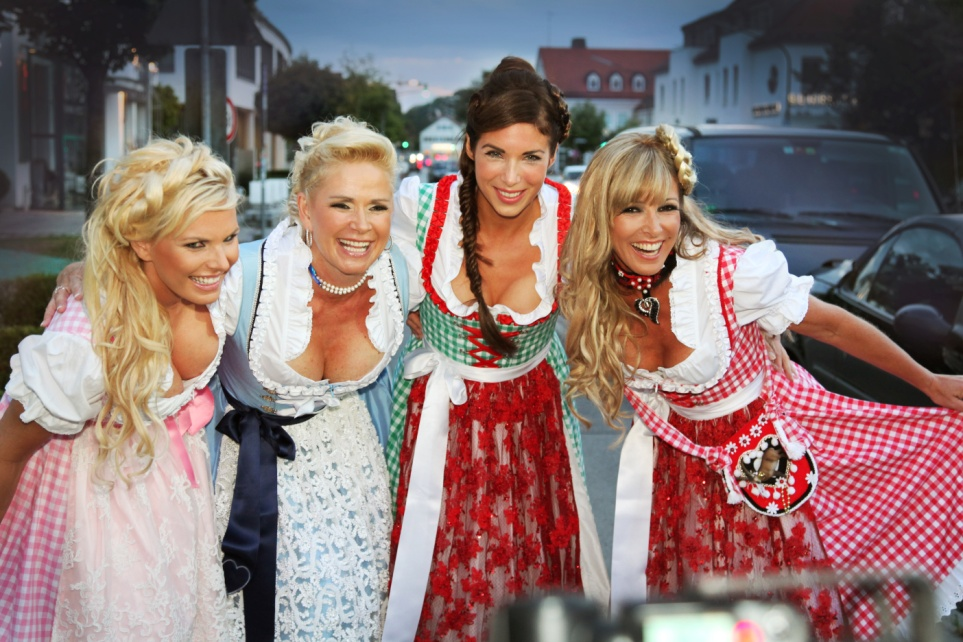 Bavarian Beauties