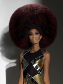 Out of This World: Stellar Afros
