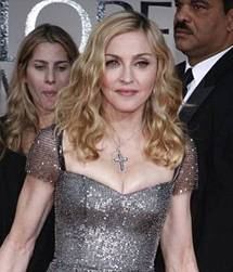 Award-winning Stars-Madonna, Claire Danes and Michelle Williams shine!