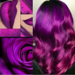 Purple_Magenta_colormelt_inspired_by_a_vibrant_rose_and_an_ombre_lip_color_by_Franco_Hernandez_IG_@hairbyfranco_