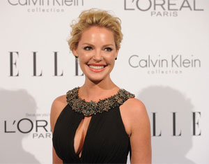 Katherine Heigl`s Hair at ELLE`s Women in Hollywood Tribute