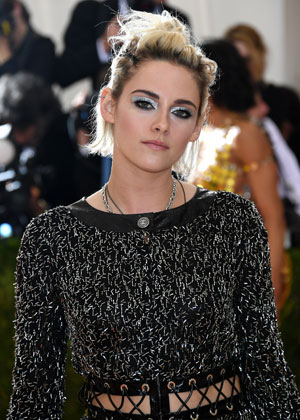 Kristen Stewart's Met Ball 2016 hair look