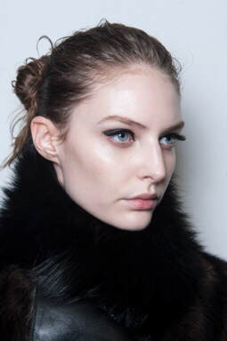 Hair Trend: High Shine at Lanvin