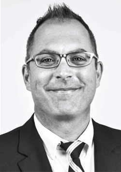 Vince Davis, CEO of Macadamia Professional