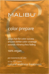 Malibu C`s Color Prepare Natural Wellness Treatment