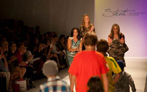 Moms head to the runways during Strut: The Fashionable Mom Show