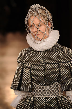 Alexander McQueen: Ornate Beauty