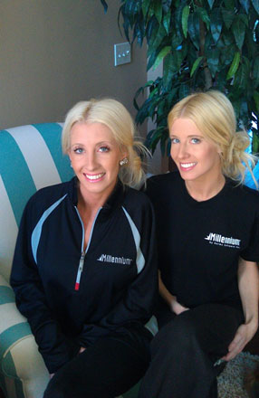 Millennium Salon Software Sponsors Female NASCAR Drivers In Support of Their Dreams
