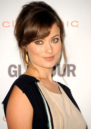 Olivia Wilde flaunts her style at the Glamour Reel Moments film debut
