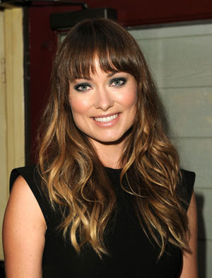 Olivia Wilde`s Beachy Waves by Celebrity Hairstylist David Babaii