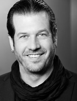 Patrick McIvor, Artistic & TechniCulture Director for Goldwell and KMS California