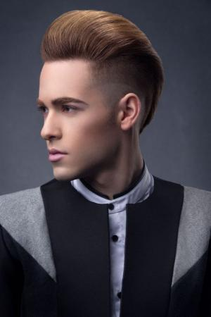 Men`s_Hairstyle_by_Matthew_Tyldesley:_Fashion_Forward_
