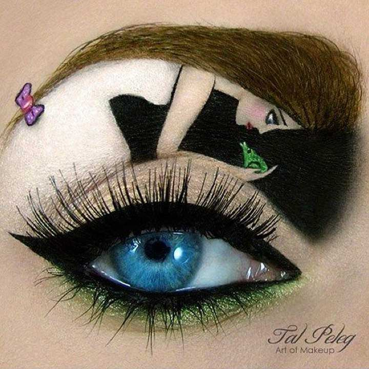 Tal Peleg Eye Art Gallery