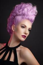 Radiant Orchid-a hot hue for 2014!