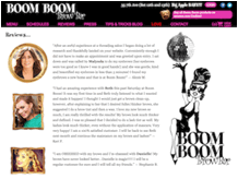 Boom Boom of Boom Boom Brow Bar reveals some marketing tips of the trade