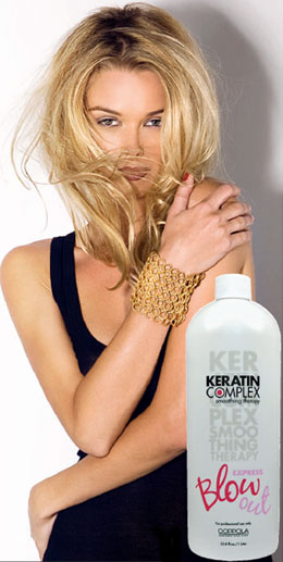 Photographer: Glen Heino; Hair Concept and Direction: Jason Kearns /Kearns & Co Hair; Sponsor: Keratin Complex.
