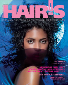 December 2006 HOT by Hair's How Magazine issue