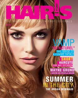 June/July 2007 HOT by Hair's How Magazine issue