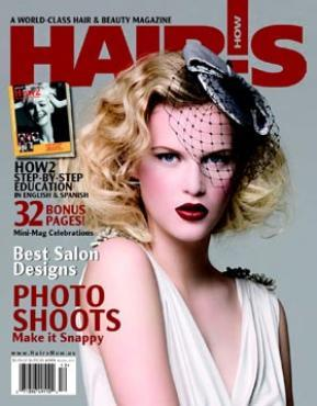 November/December 2010 HOT by Hair's How Magazine issue