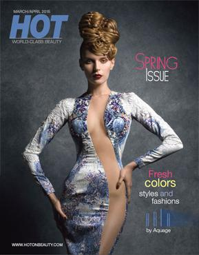Hair & Beauty Magazine - March/April 2015 issue of Hair's How. This salon magazine is equally interesting to beauty salon professionals and salon goers, to beauty schools students and teachers, to women and men, to beginners and pros. And since you are reading this, it will be interesting for you too. Subscribe to your HAIR?S HOW today!