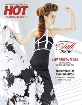HOT by Hair's How Magazine, September/October 2014 issue - look inside