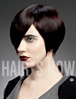 Hair: LEONARDO RIZZO, Sanrizz Team
