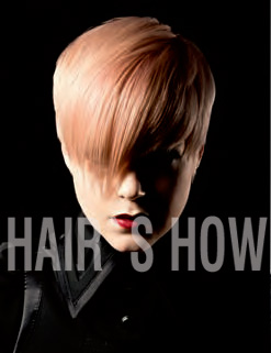 Hair: ADIE LUFF & LOUISE DEEGAN :: Brand: TONI&GUY