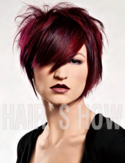 Hair: NICK FLIER :: Brand: ENJOY PROFESSIONAL HAIR CARE