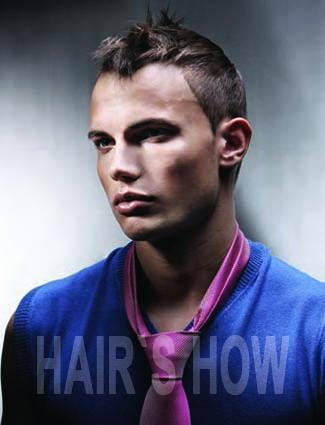 Hair: Ludmila Havlova for Petra Mechurova