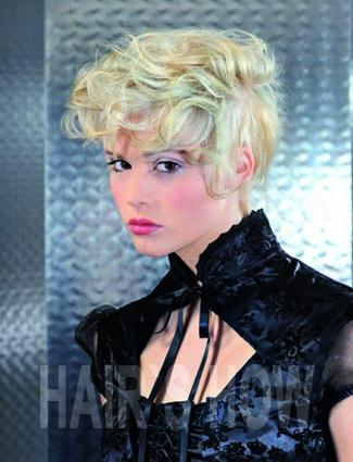 Hair: Jean Vallon