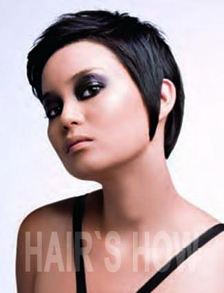 Hair: Wayne Hartley @ Shape Hair Design